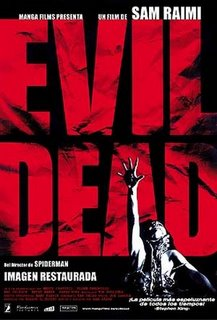 EVIL DEAD: POSESION INFERNAL